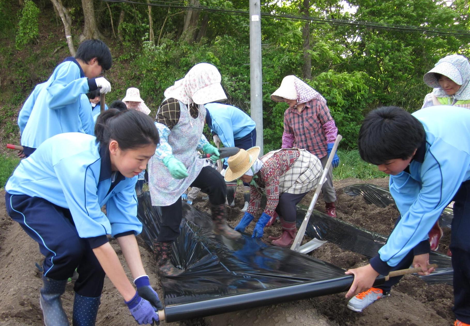 食農教育 | JAみやぎ仙南